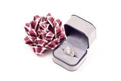 engagment pierścionek zdjęcia royalty free