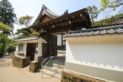 Engakuji temple, The famous temple in the city of Kamakura, Japan Royalty Free Stock Image