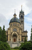 Enge church, Zurich Royalty Free Stock Photos