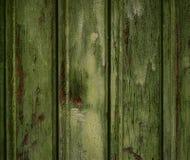 Enge gekraste donkere houten textuur als achtergrond Stock Foto
