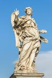 Engel auf dem Ponte Sant'Angelo stockfotografie