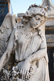 Engel, cemitério Recoleta, Buenos Aires Argentina Fotografia de Stock