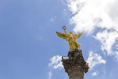 Engel de la Independencia Stockbild