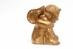 Engel des Goldes Lizenzfreie Stockbilder