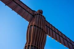 Engel des Nordens Stockbild