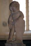 Engel am Malatesta-Tempel von Rimini Stockbilder