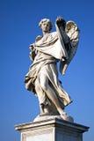 Engel met Sluier of Engel met Heilig Gezicht Royalty-vrije Stock Fotografie