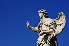Engel mit den Nägeln Lizenzfreie Stockbilder