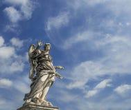 Engel mit den Nägeln Lizenzfreie Stockfotografie