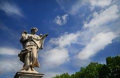 Engel mit heiligem Schleier Stockbild