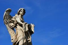 Engel mit Kleid Lizenzfreie Stockfotos