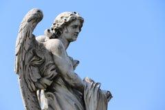 Engel in Rome stock afbeelding