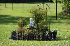 Engel-Schmetterlings-Garten Lizenzfreie Stockfotografie