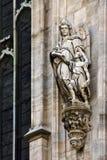 Engel und Kind Stockbilder