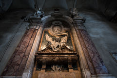 Engel van dood Stock Afbeelding