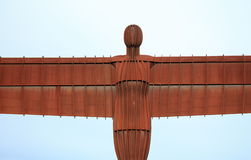 Engel van het Noorden  Royalty-vrije Stock Afbeeldingen
