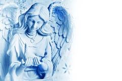 Engel van Kerstmis royalty-vrije stock afbeelding