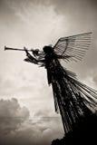 Engel van Tchernobyl royalty-vrije stock afbeeldingen