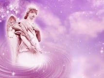 Engel van vrede Royalty-vrije Stock Afbeeldingen