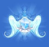 Engelachtige bescherming vector illustratie
