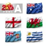 Engeland 2015 Royalty-vrije Stock Foto
