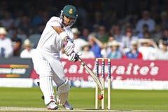 2012 Engeland v 3de de Testgelijke van Zuid-Afrika dag 4 Royalty-vrije Stock Foto's