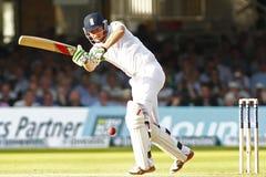 2012 Engeland v 3de de Testgelijke van Zuid-Afrika dag 2 Stock Afbeelding
