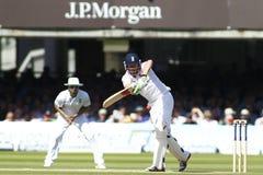 2012 Engeland v 3de de Testgelijke van Zuid-Afrika dag 2 Royalty-vrije Stock Afbeeldingen