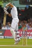 2012 Engeland v 3de de Testgelijke van Zuid-Afrika dag 4 Royalty-vrije Stock Foto