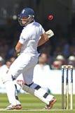2012 Engeland v 3de de Testgelijke van Zuid-Afrika dag 2 Royalty-vrije Stock Foto's