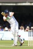 2012 Engeland v 3de de Testgelijke van Zuid-Afrika dag 2 Stock Fotografie