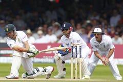 2012 Engeland v 3de de Testgelijke van Zuid-Afrika dag 4 Royalty-vrije Stock Fotografie