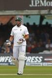 2012 Engeland v 3de de Testgelijke van Zuid-Afrika dag 1 Royalty-vrije Stock Afbeelding