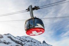 Engelberg, die Schweiz Lizenzfreie Stockfotos