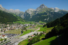 Engelberg, montañas, Suiza foto de archivo libre de regalías