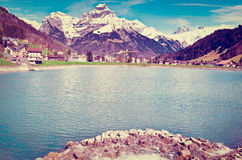 Engelberg Royalty Free Stock Photo