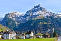 Engelberg Switzerland royalty free stock image