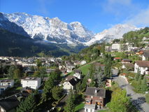 Engelberg Switzerland 01. Holiday in the Swiss Alps Royalty Free Stock Photos