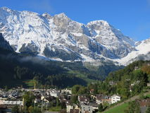 Engelberg Switzerland 03. Holiday in the Swiss Alps Royalty Free Stock Image