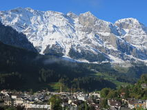 Engelberg Switzerland 04. Holiday in the Swiss Alps Stock Photo