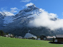 Engelberg Switzerland 09. Holiday in the Swiss Alps Royalty Free Stock Image