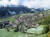 Engelberg Switzerland 10. Holiday in the Swiss Alps Stock Photos