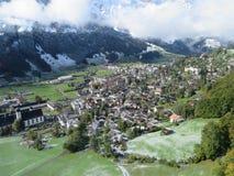 Engelberg Szwajcaria 10 Zdjęcia Stock
