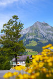 Engelberg village, Switzerland Royalty Free Stock Photo