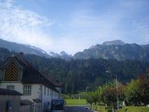 Engelberg, Zwitserland Stock Fotografie