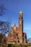 Engelbrekts church, Stockholm Stock Images