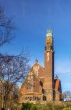 Engelbrekts church, Stockholm Stock Photos