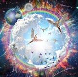 engelen stock illustratie