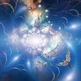 engelen royalty-vrije illustratie