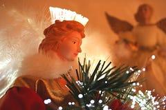 Engelen onder ons Royalty-vrije Stock Afbeeldingen